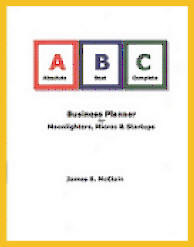 ABC Businesses Planner