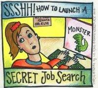 Secret Job Search